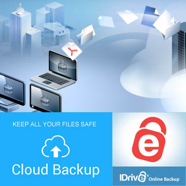 Online Cloud Backup - Backup all your files with idrive backup